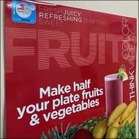 Children's Refreshing Fruit Poster