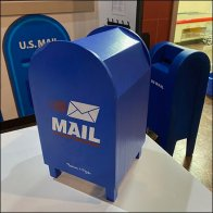 Children's USPS Mailroom Outfitting