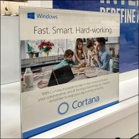 Hard-Working Windows Cortana Sign