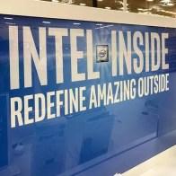Sam's Club Intel Inside Island Display