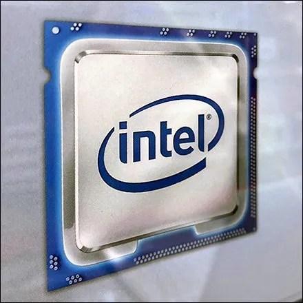 Look For Intel Processor Power - Intel Retail Computer Displays