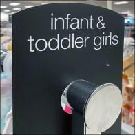 Infant-&-Toddler Clothing Rack Category Definition