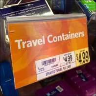 Travel-and-Trial-Size Acrylic Bins