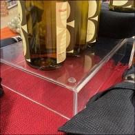 Retail Wine Display Acrylic Riser