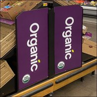 Royal Purple Organic Island Signs