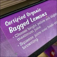 Royal Purple Organic C-Channel Inserts