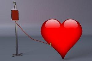 Graphik zum Blutspenden