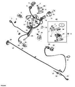 John Deere L100 Wiring Diagram - Wiring Diagram