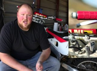 Video: '97 Honda CR250 Trail Bike Part 1 - The Test
