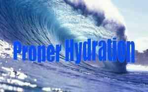 Rider Nutrition: Proper Hydration