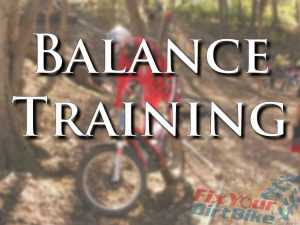 The best way to improve your Balance on your Bike is to practice every day, and these tips will get you there faster! | Get Your Fitness Routine On Track!