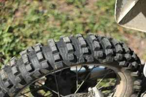 Rear Tire Exercises