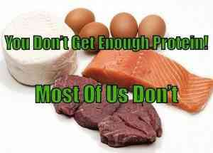 Rider Nutrition: The Effects Of Not Enough Protein