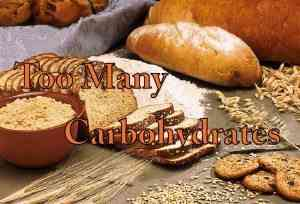 Rider Nutrition: Too Many Carbohydrates