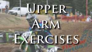 Rider Fitness: Upper Arm Exercises
