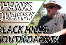 Black Hills National Forest - Shanks Quarry Ride Report