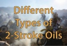Different Types Of 2-Stroke Oil For Dirt Bikes
