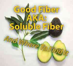Rider Nutrition: What Is Good Fiber And Where Do I Find It