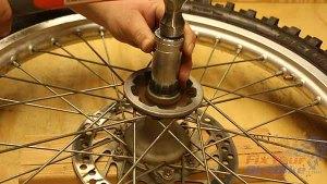 Step 15 - Align & Drive Bearing