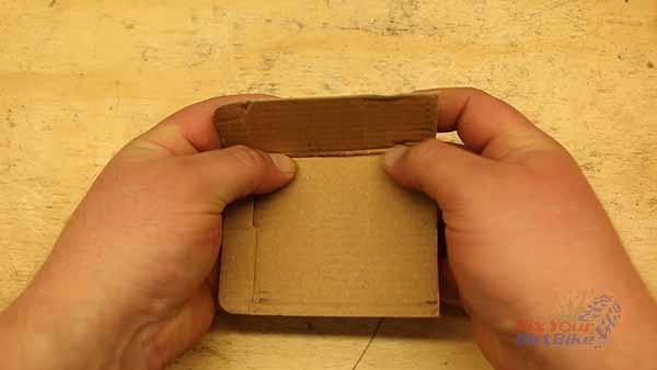 Cardboard Rim Guards - Fold