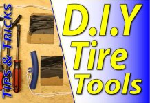 How To Change Your Dirt Bike Tire - DIY Tire Change Tools