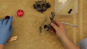 Assemble - Install Bracket Boot