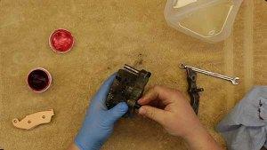Assemble - Install Caliper Boot