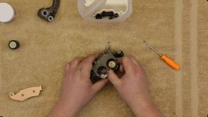 Assemble - Install Pistons