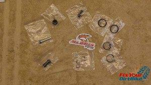 2009-2010 Honda CRF450r - Brakes - New Parts