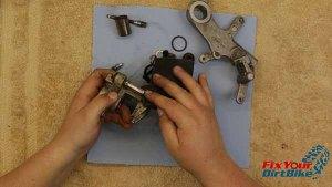Inspect Caliper Components