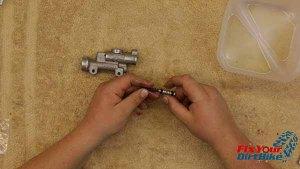 Install Piston Spring