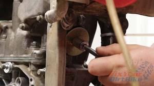1997-2001 Honda CR250 - Top End Rebuild - Leak Down Test - Install Exhaust Plug