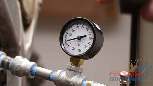 Leak Down Tester Pressure Guage