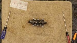 13 - Assembled Countershaft