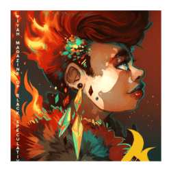 small cover icon for Geneva Benton's artist interview