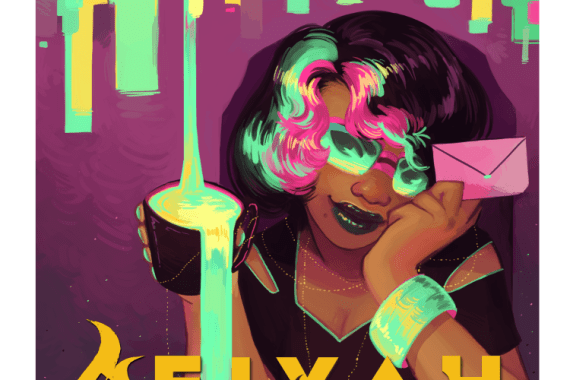 Icon for Issue 2 of FIYAH