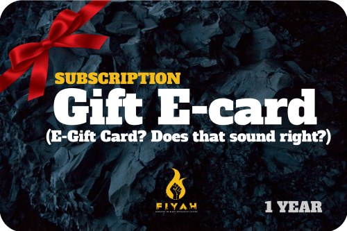 subscription giftcard