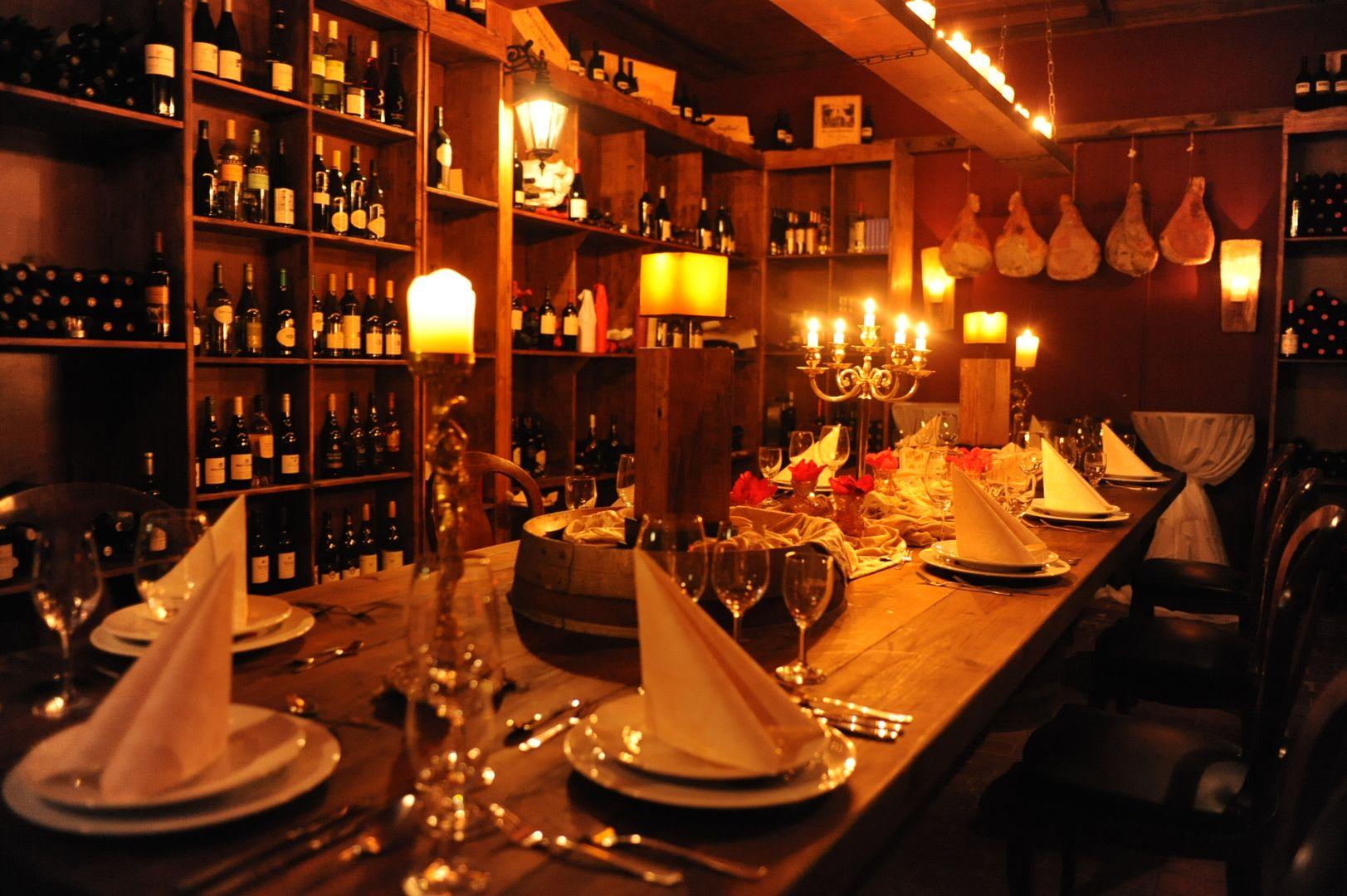 Silvester Dinner Im Restaurants Xii Apostel