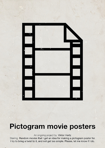 fizx Pictogram Movie Posters (24)