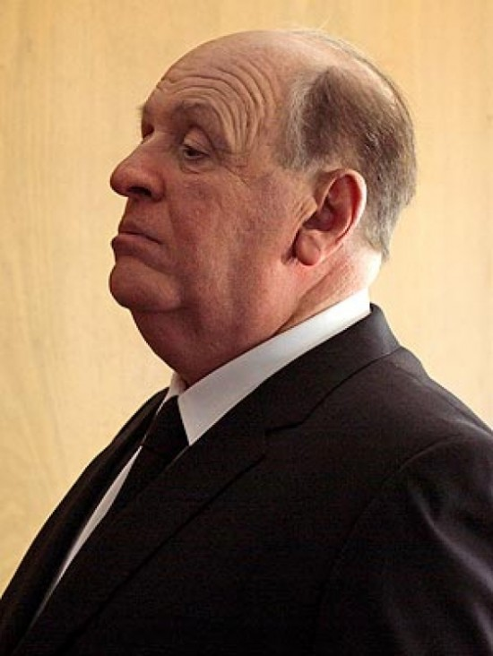 Want to See a Picture of Anthony Hopkins as Alfred Hitchcock?