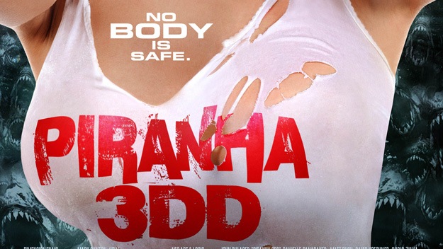 PIRANHA 3DD - New Revised Trailer