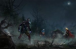Look at This Awesome Avengers Art