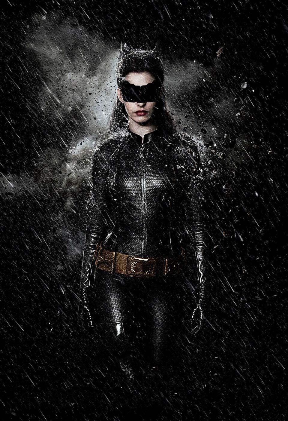 THE DARK KNIGHT RISES Textless Posters and Banners (4)