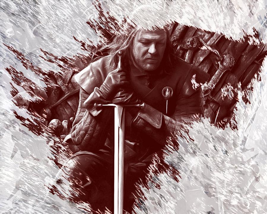 game_of_thrones__eddard_stark_by_stalkerae-d4xjdan