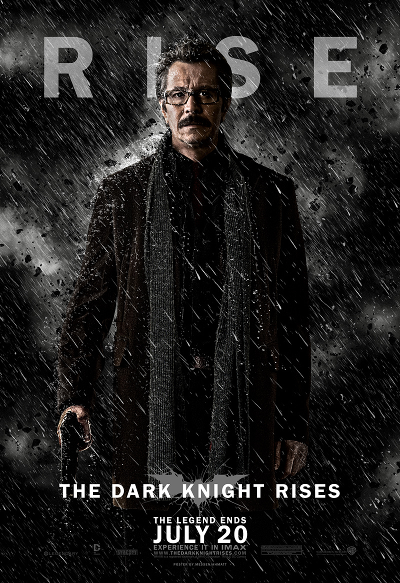 The Dark Knight Rises Fan Posters (15)