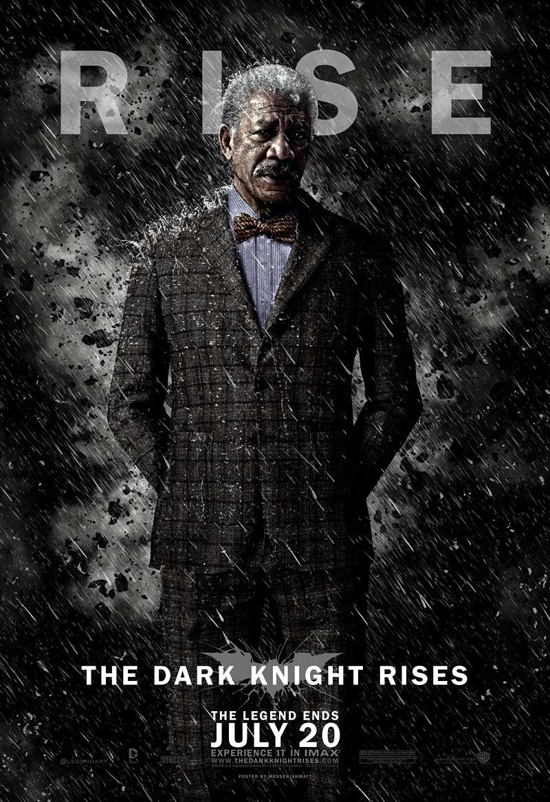 The Dark Knight Rises Fan Posters (11)