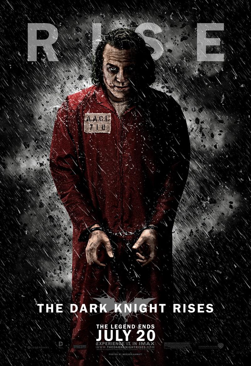 The Dark Knight Rises Fan Posters (5)