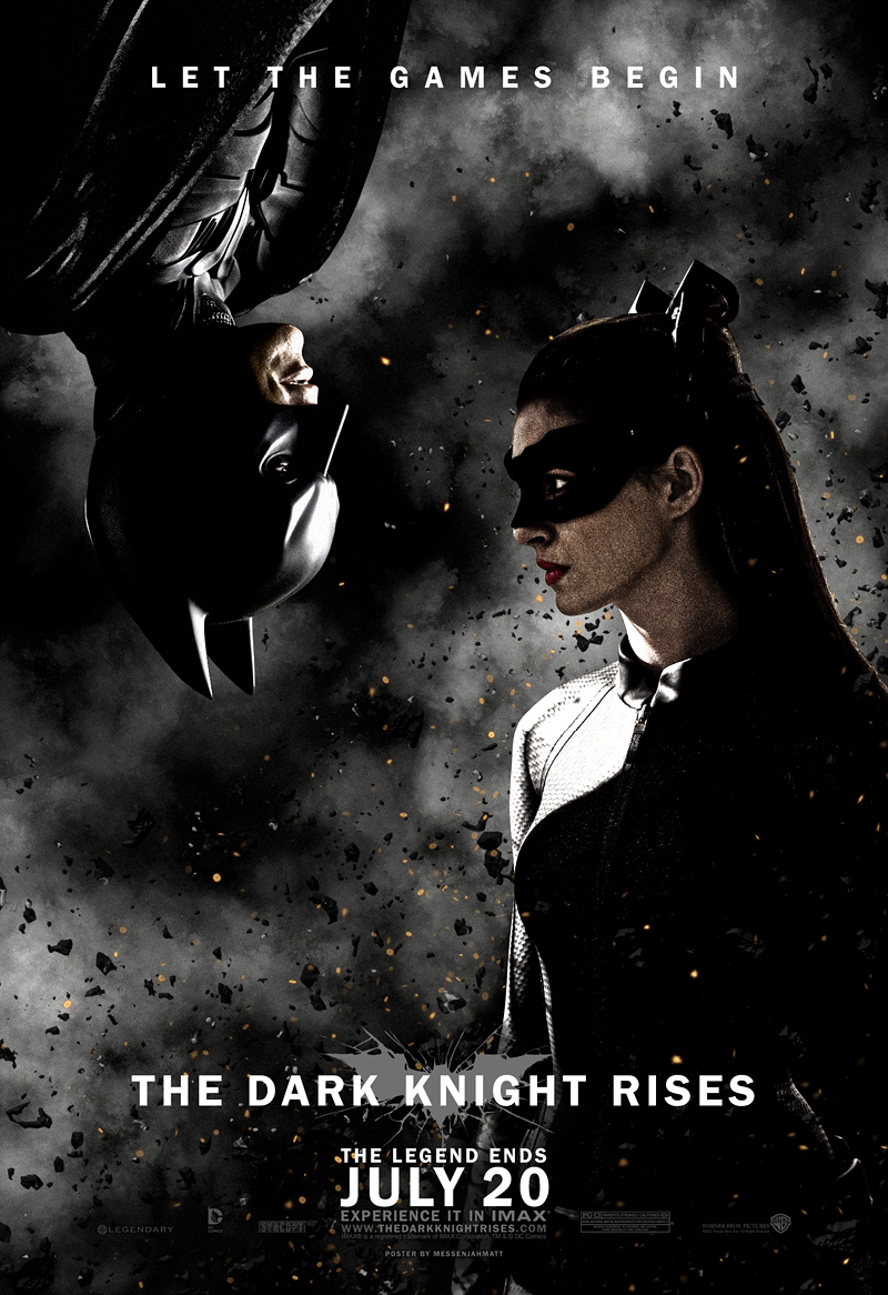 The Dark Knight Rises Fan Posters (2)