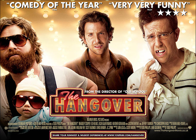 THE HANGOVER Part III Will Take Place in Vegas and Tijuana