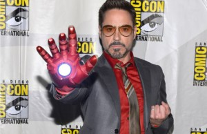 Robert Downey Jr.'s Awesome Comic-Con Appearance